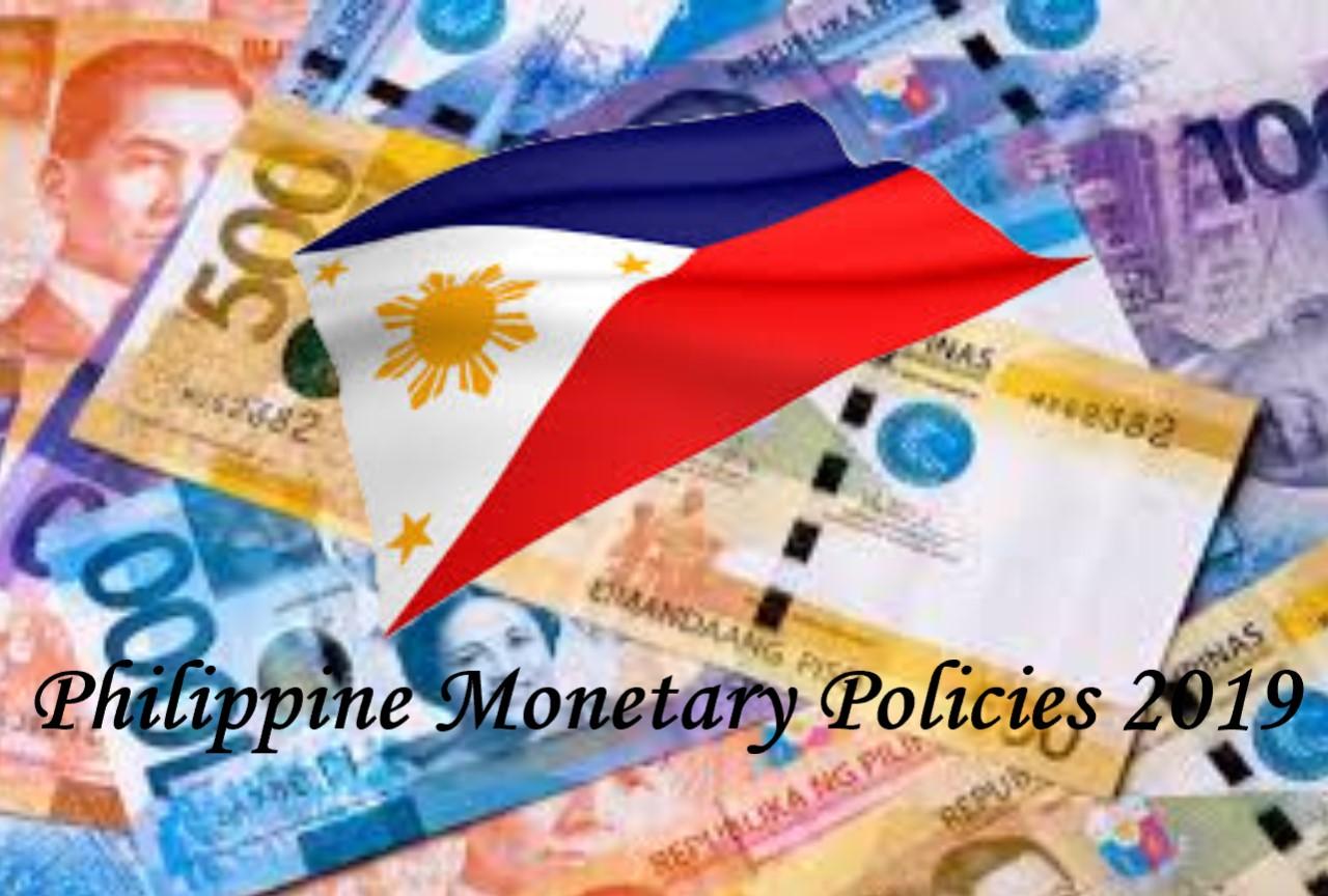 フィリピンの金融政策の経緯とまとめ2019