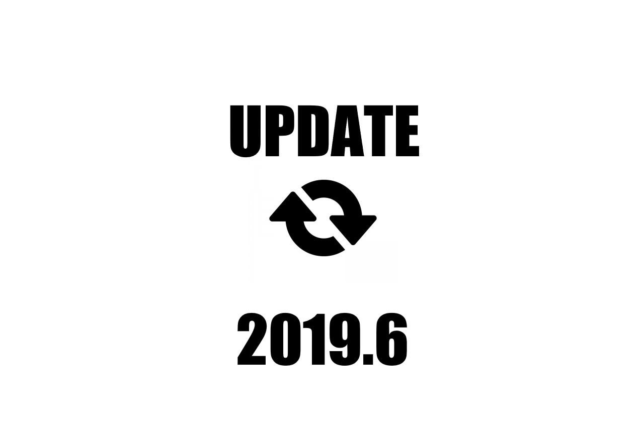 2019年6月の主な出来事